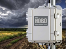 The HOBO RX3000 weather station is ideal for environmental monitoring projects