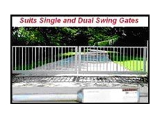 New solar powered gate openers