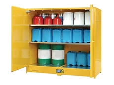 Dangerous Goods Storage from Optimum Handling Solutions
