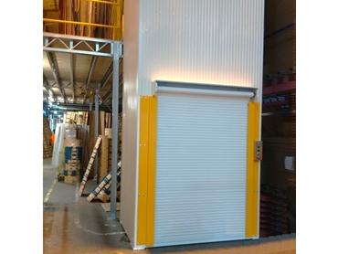 1000-200kg Mezzanine Goods Hoist