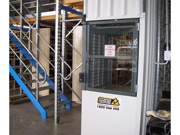 250-750kg Goods Lift 002