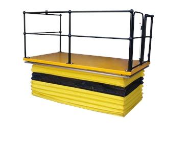 DLT1500 Dock Lifter