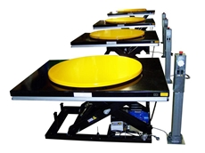 Optimum's electric hydraulic scissor lift tables can be customised to suit specific customer requirements