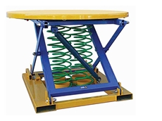 Pal-Evator scissor lift table