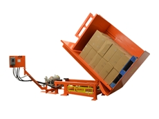 Pallet Inverters from Optimum Handling Solutions