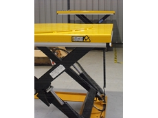Scissor lifts available from Optimum Handling Solutions