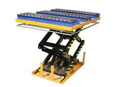 Versatile scissor lifts
