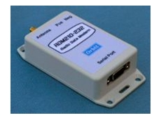 Entry level wireless data modem