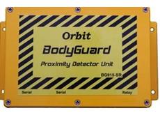 BodyGuard proximity alarm system