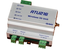 RTU216 wireless IO unit