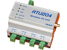 RTU204A Wireless IO unit