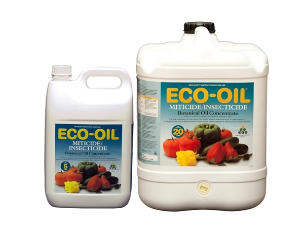 ecoCoil Oil Based Organic Insecticide and Miticide from OCP