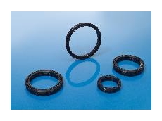 Oz Seal's rod and piston seal provides tight seal with less friction