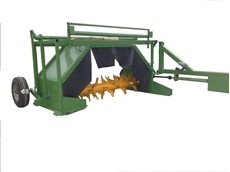 CT2700 Oz Turner from Oz Turners and Mulchers