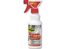 Grease monkey cleaner