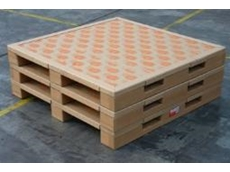 100% recycled paperboard pallets