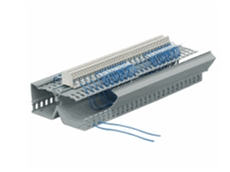 DIN Rail Wiring Duct