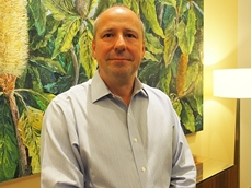 Keith Marriner is now PAS vice president of Asia Pacific.