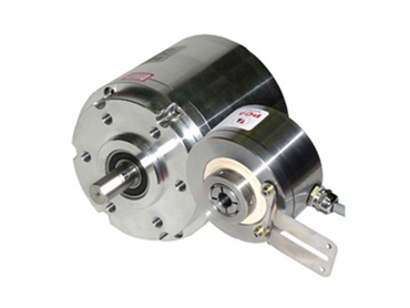 Stainless Steel Shaft Encoders