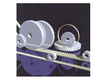 Industrial Timing Belts For Printing Machinery From Pies