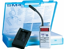 SM4 Digital Universal Belt Tension Meter from PIES Australia