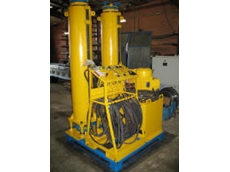 Strand Lifting System - System 2 x 50T Jacks Power Pack and Contol Console