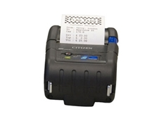 Citizen CMP-20 mobile printers with USB, RS232 interface and Bluetooth