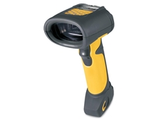 Motorola LS3408 Scanner Extended Range Yellow, Black 1D-ER