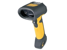 Motorola LS3408 Scanner Fuzzy Logic Yellow, Black 1D-FZ