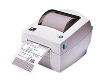 Zebra LP2844 USB direct thermal label printer