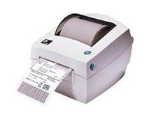 Zebra LP2844 USB direct thermal label printer