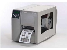 Zebra S4M thermal printer