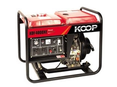 3KVA single phase diesel generators