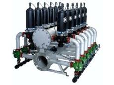 Sistema Azud automatic filters.