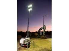 PR 4000 Mobile Lighting Tower