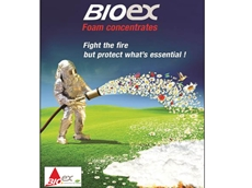 Bio Ex Fire Fighting Foam by PT Hydraulics