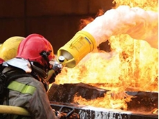 Bio Ex Foam firefighting foams are effective on fires and have no negative impact on the environment
