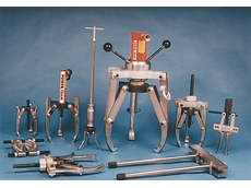 Hydraulic pullers, pushers and protective blankets