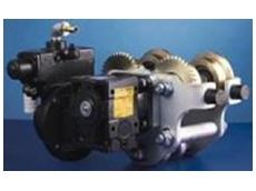 Globe piston air motor valve