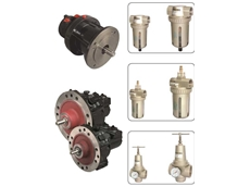 PT Hydraulics releases filter regulator lubricators