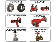 AWG fire products and Alco monitors