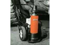 Portable modular pneumatic jack