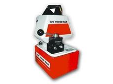 Power Team weather resistant pump