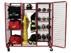 Ready Rack personal protective equipment storage unit