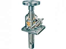 Standard and custom engineered stainless steel machine screw actuators for harsh environments