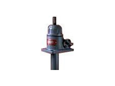 Duff-Norton ball screw actuator