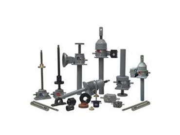 Screw jacks and mechanical actuators from PT Link Systems
