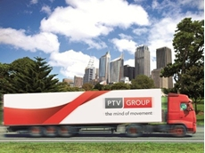 PTV's innovative solutions will now enable Australian transport logistics companies to save money and provide sustainable and eco-friendly logistics services