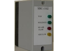 SBC1102 spray booth controllers