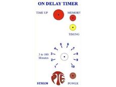STM130M timer relays